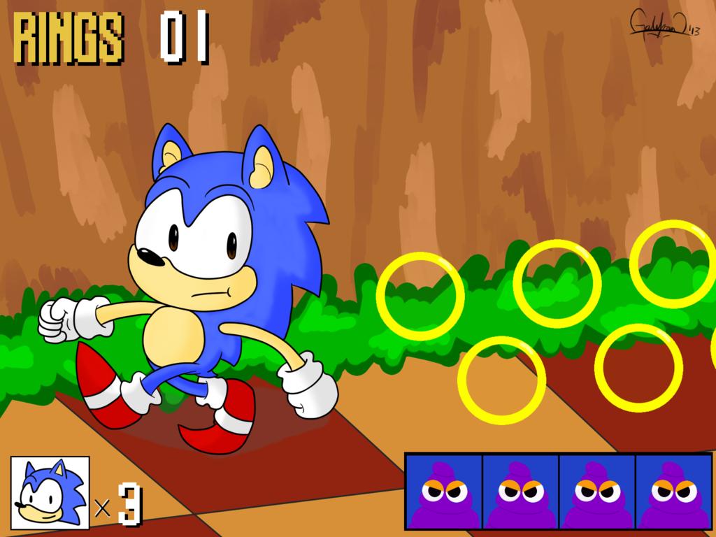 Sonic 3D Blast wallpapers, Video Game, HQ Sonic 3D Blast