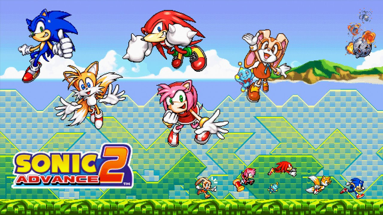Sonic Advance wallpapers, Video Game, HQ Sonic Advance