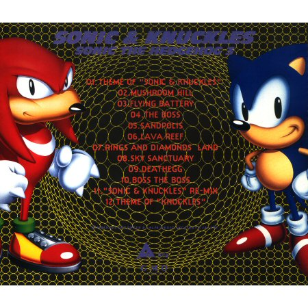 Sonic & Knuckles + Sonic The Hedgehog 3 wallpapers, Video