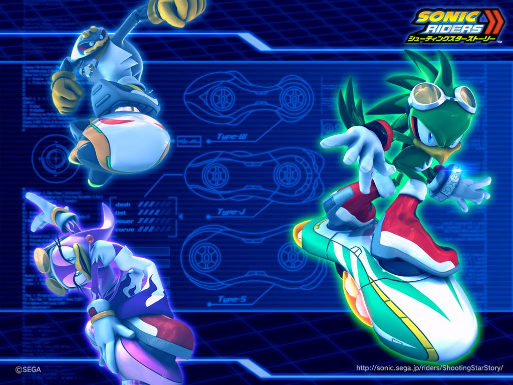 Sonic Riders Zero Gravity Wallpapers Video Game Hq Sonic Riders Zero Gravity Pictures 4k Wallpapers 2019