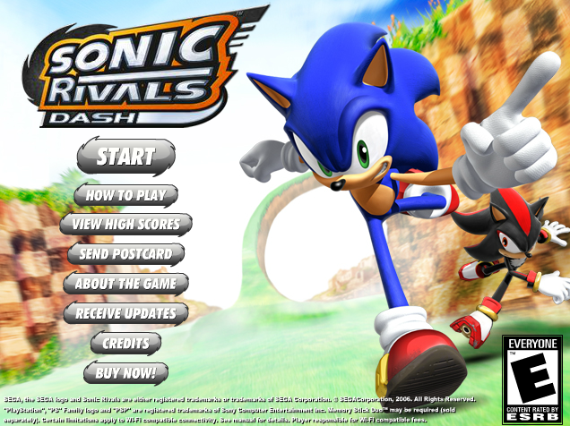 Sonic Rivals Wallpapers Video Game Hq Sonic Rivals Pictures 4k Wallpapers 2019