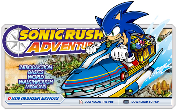 Sonic Rush Adventure Wallpapers Video Game Hq Sonic Rush Adventure