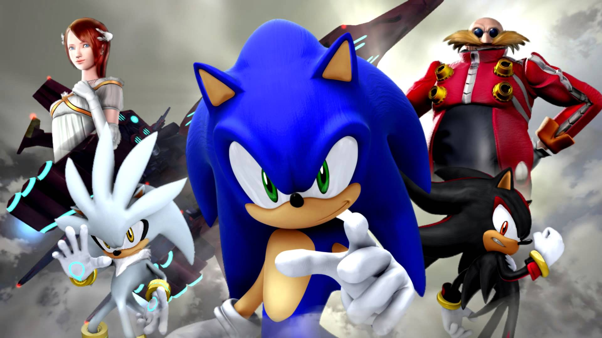 Sonic The Hedgehog (2006) wallpapers, Video Game, HQ Sonic