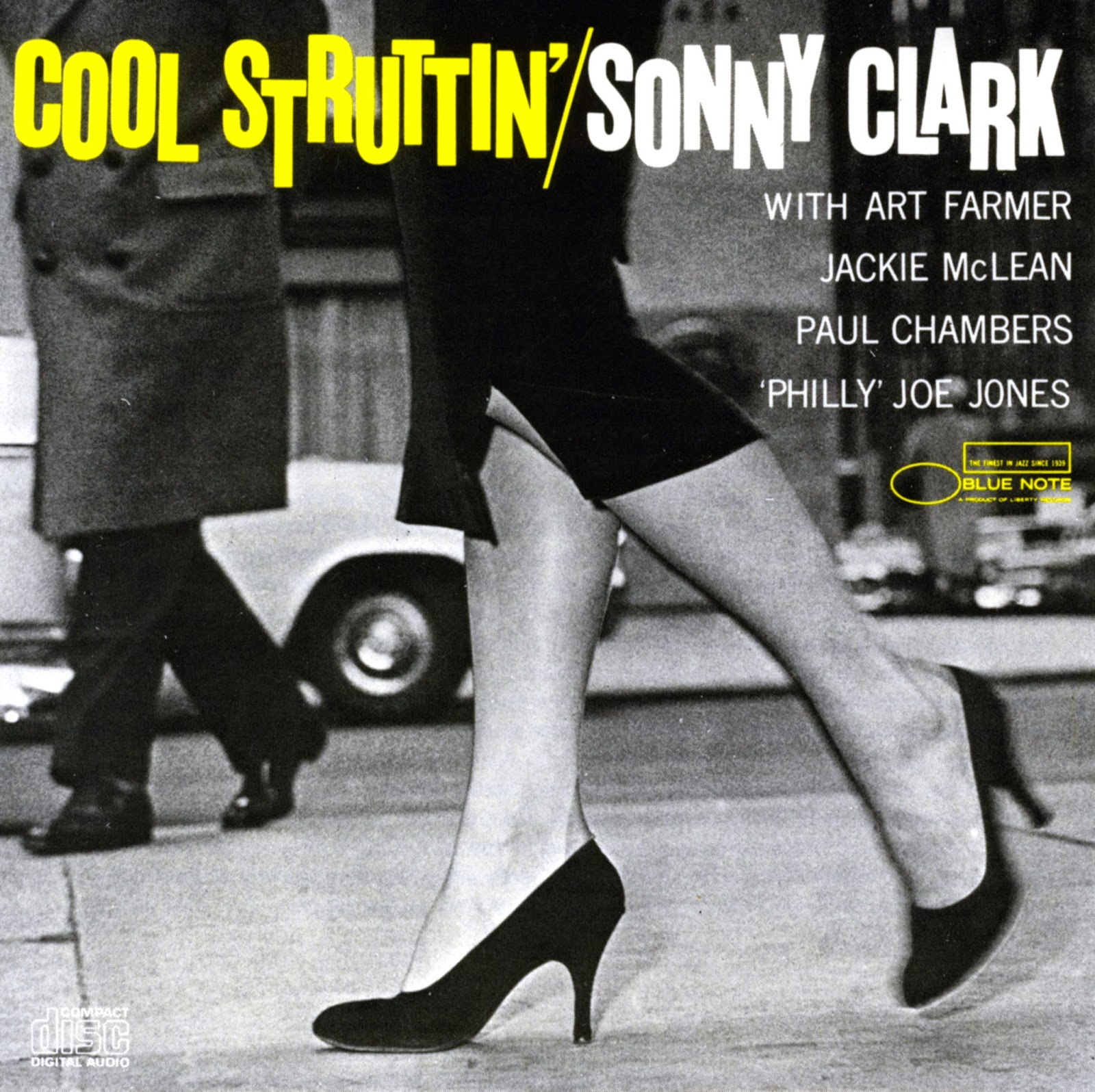 High Resolution Wallpaper | Sonny Clark 1600x1596 px