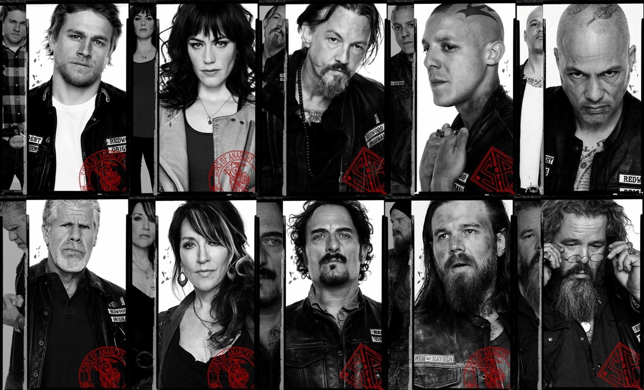 Sons Of Anarchy Wallpapers Tv Show Hq Sons Of Anarchy Pictures