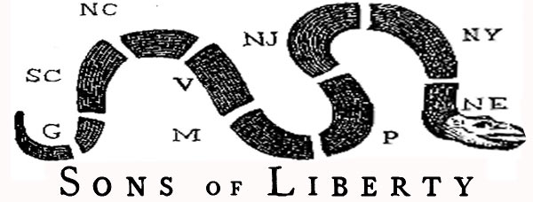 Nice wallpapers Sons Of Liberty 600x228px