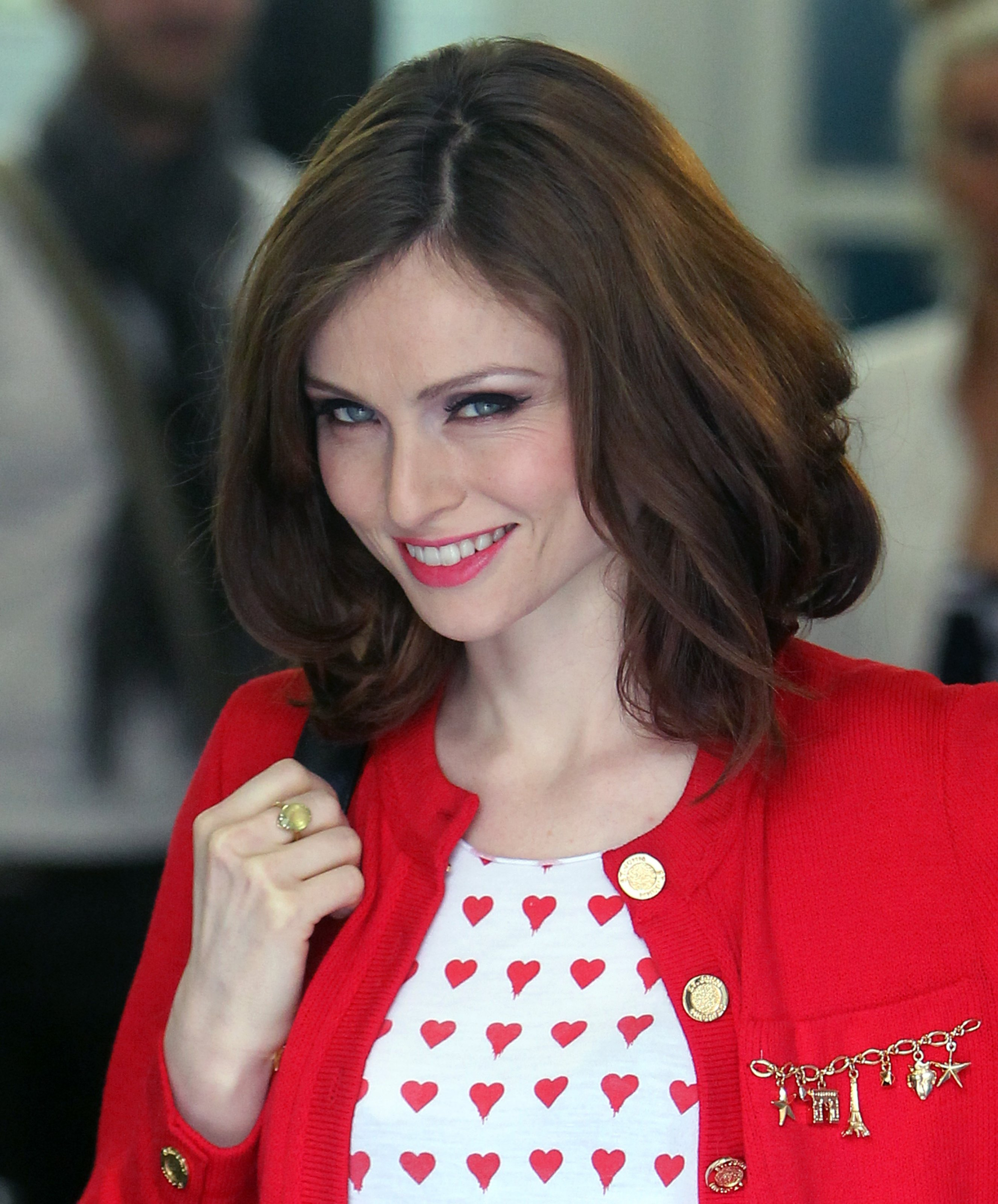 HD Quality Wallpaper | Collection: Music, 2653x3200 Sophie Ellis-Bextor
