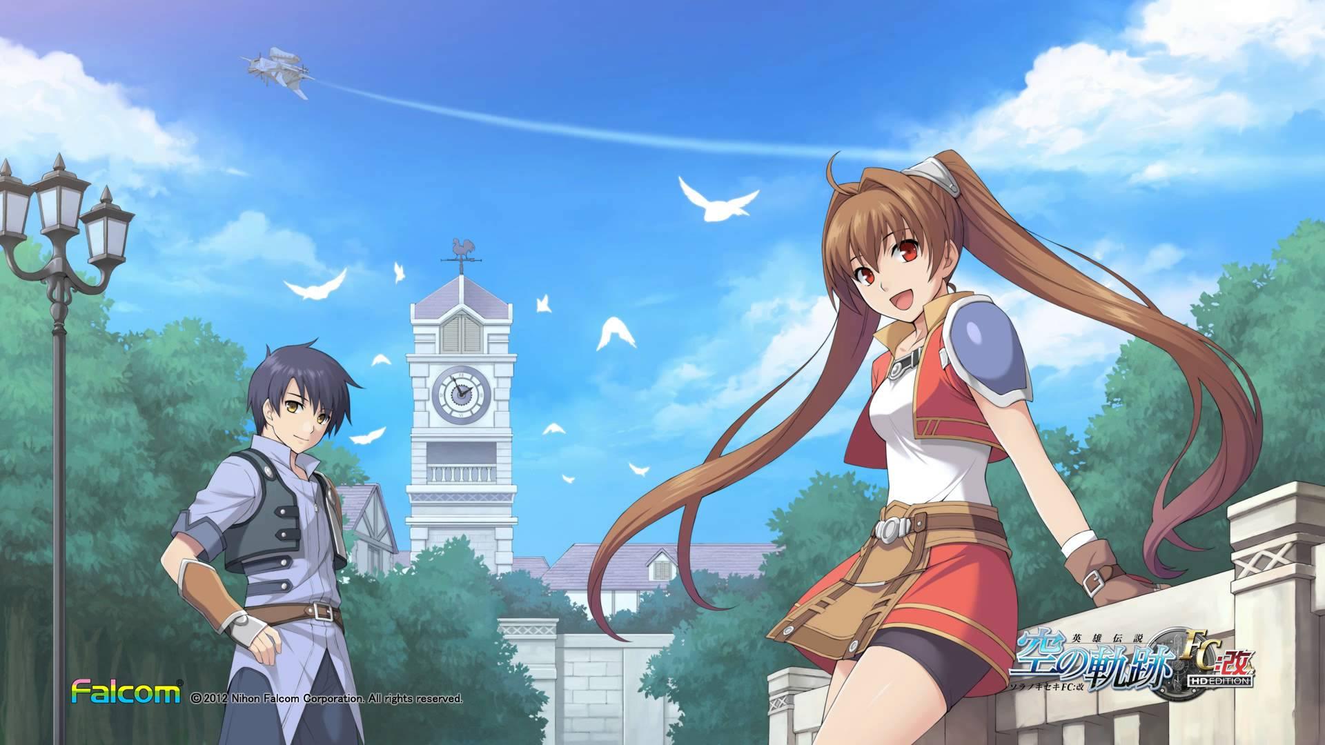 Sora No Kiseki Wallpapers Anime Hq Sora No Kiseki Pictures 4k