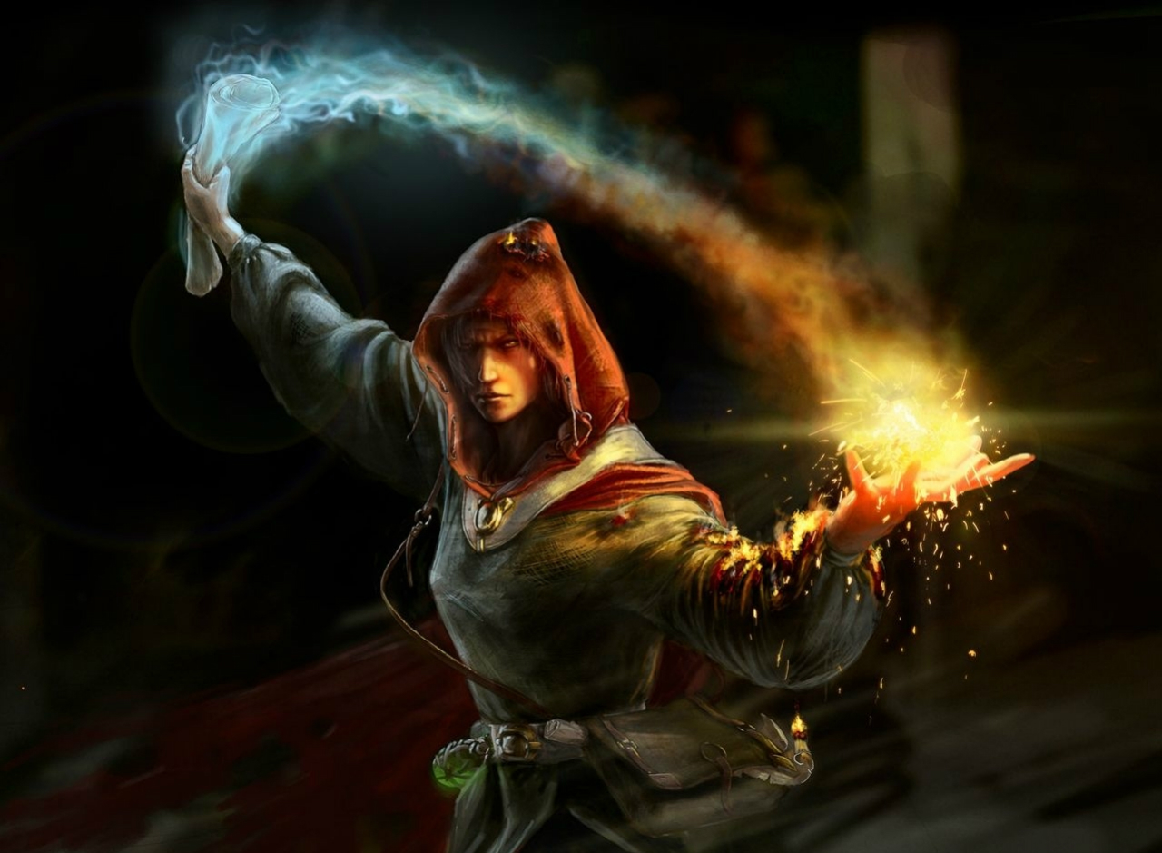 Amazing Sorcerer Pictures & Backgrounds