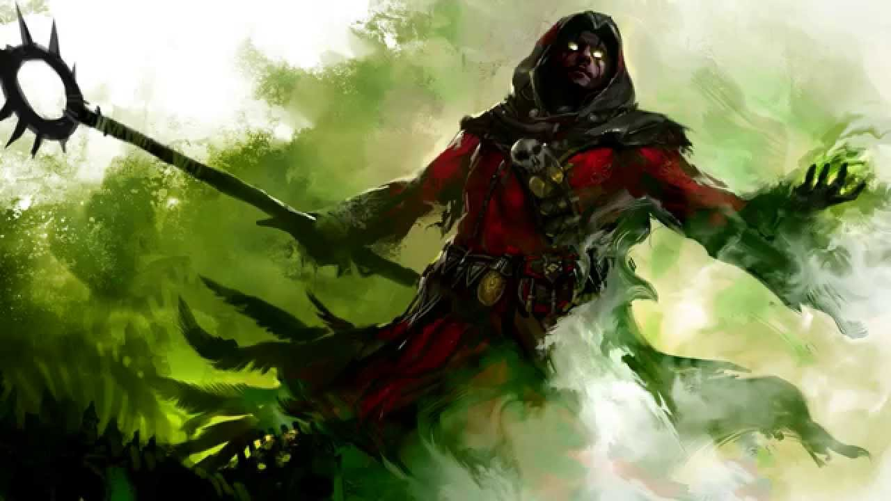 Sorcerer Backgrounds, Compatible - PC, Mobile, Gadgets| 1280x720 px