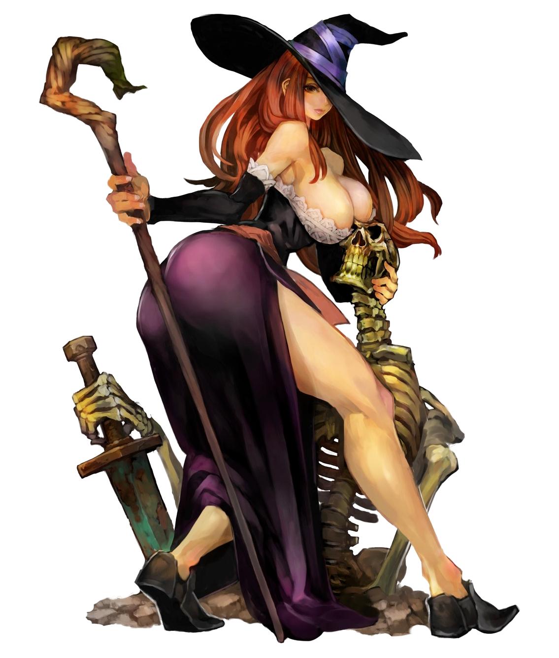 Sorceress Pics, Fantasy Collection