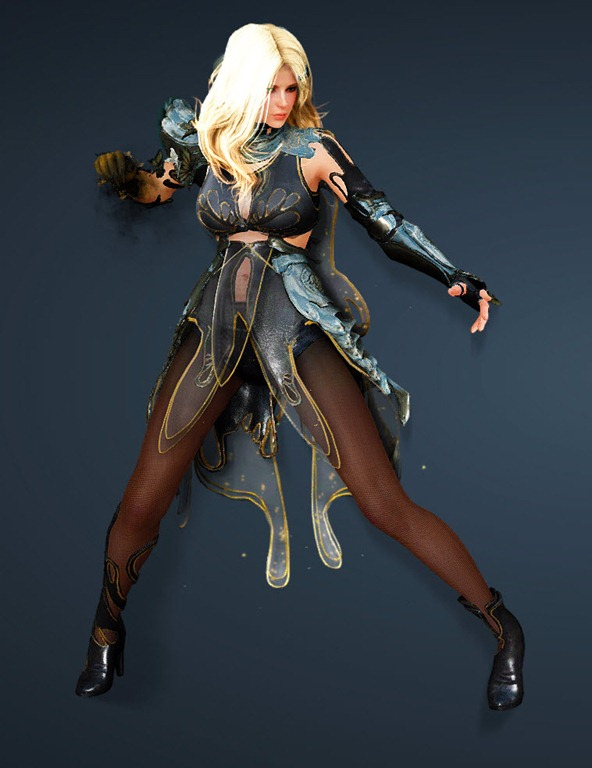 Sorceress High Quality Background on Wallpapers Vista