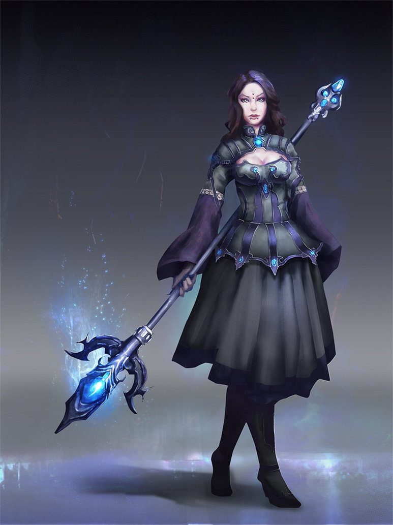 Amazing Sorceress Pictures & Backgrounds