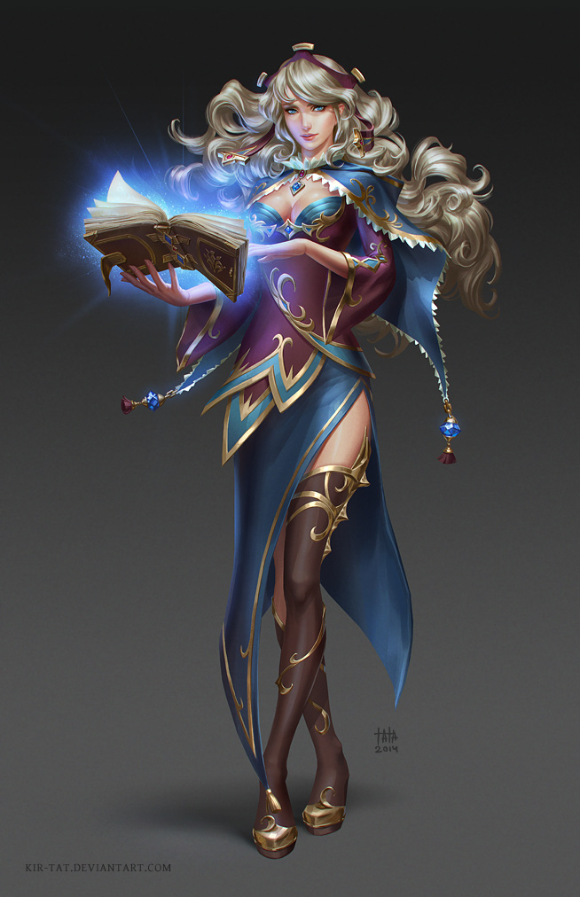 Images of Sorceress | 654x1012
