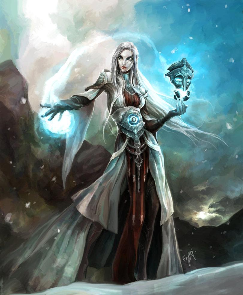 Sorceress Backgrounds, Compatible - PC, Mobile, Gadgets| 811x986 px