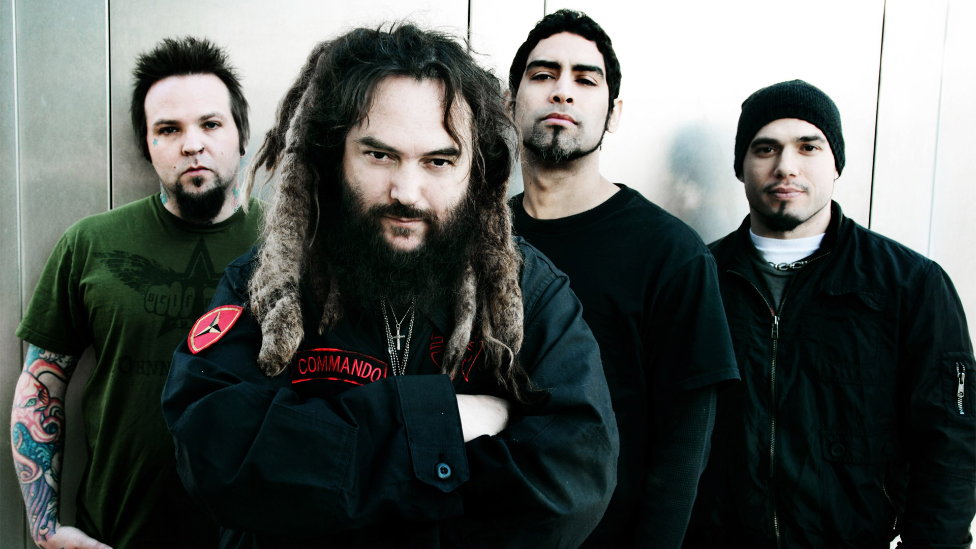 Nice wallpapers Soulfly 1920x1080px
