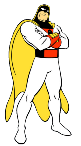 Space Ghost #11
