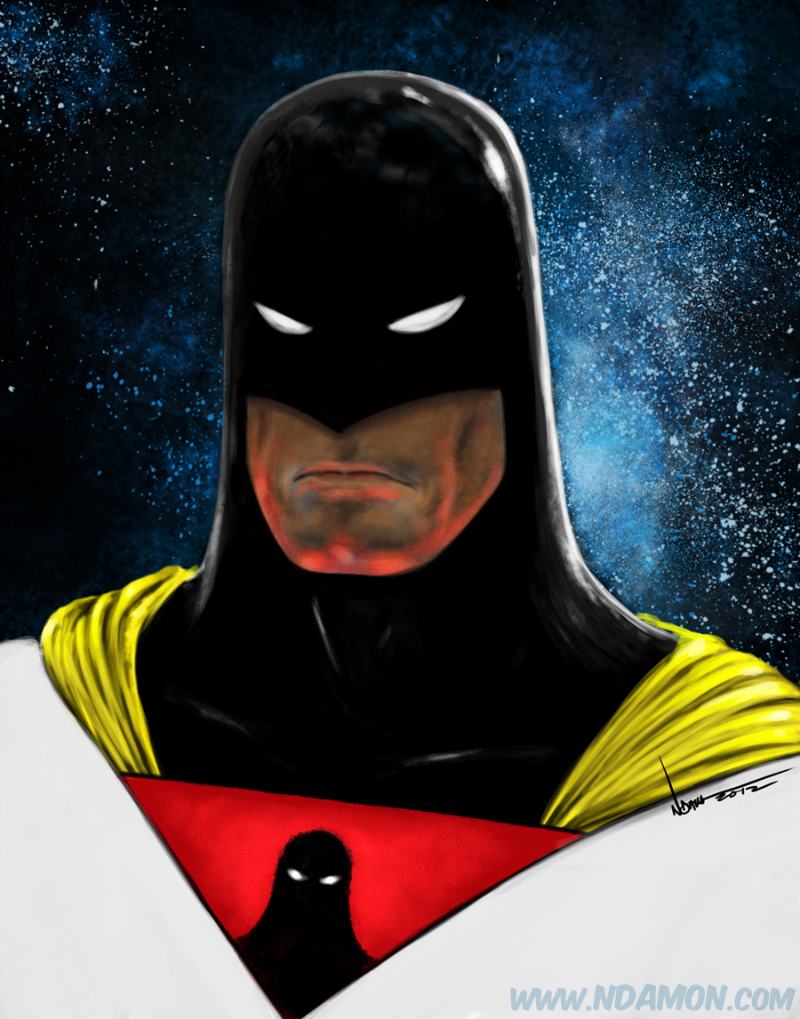 Nice Images Collection: Spaceghost Desktop Wallpapers