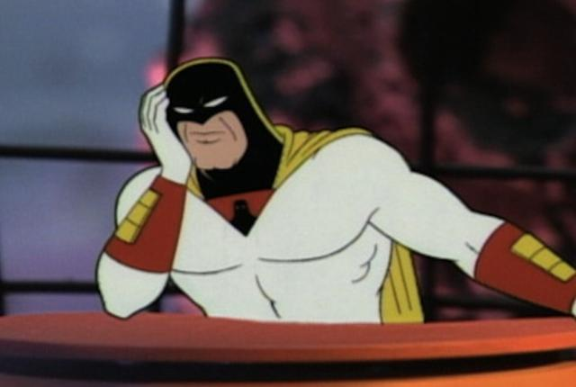 Space Ghost High Quality Background on Wallpapers Vista