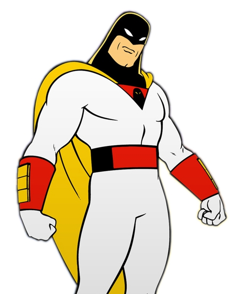Space Ghost #12