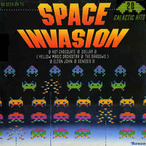 High Resolution Wallpaper | Space Invasion 300x300 px