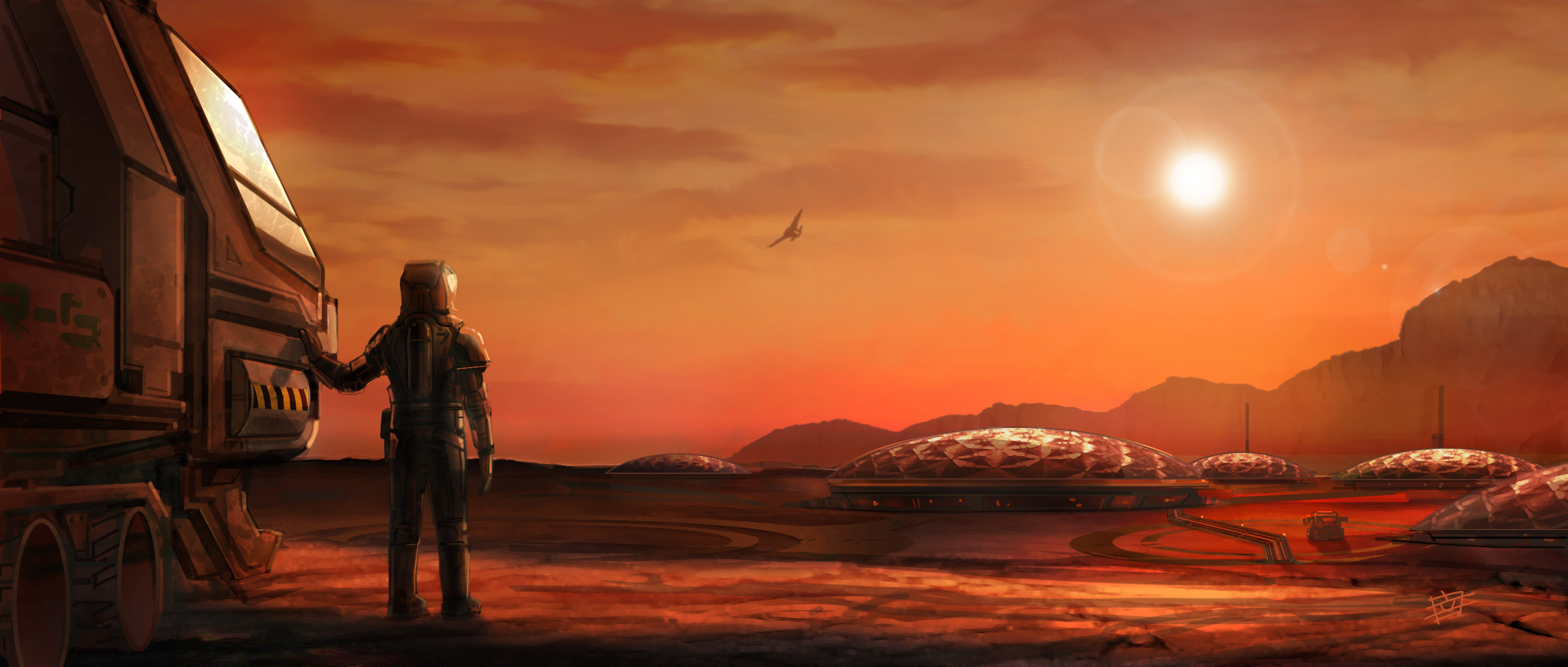 Space Opera Backgrounds on Wallpapers Vista