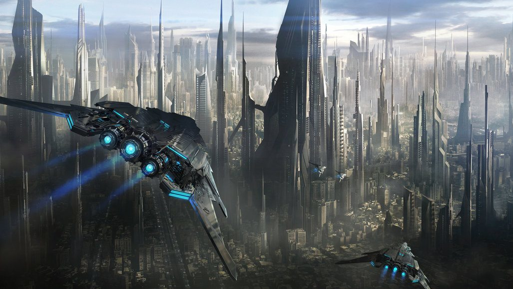 Space Opera Backgrounds, Compatible - PC, Mobile, Gadgets| 1027x579 px