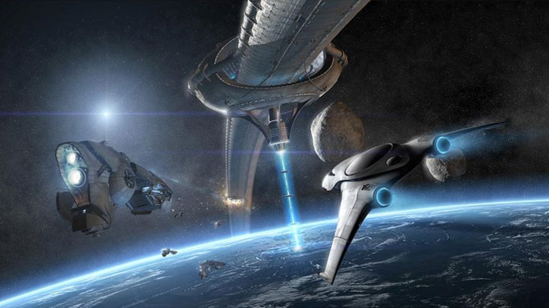 Space Opera Backgrounds, Compatible - PC, Mobile, Gadgets| 800x450 px