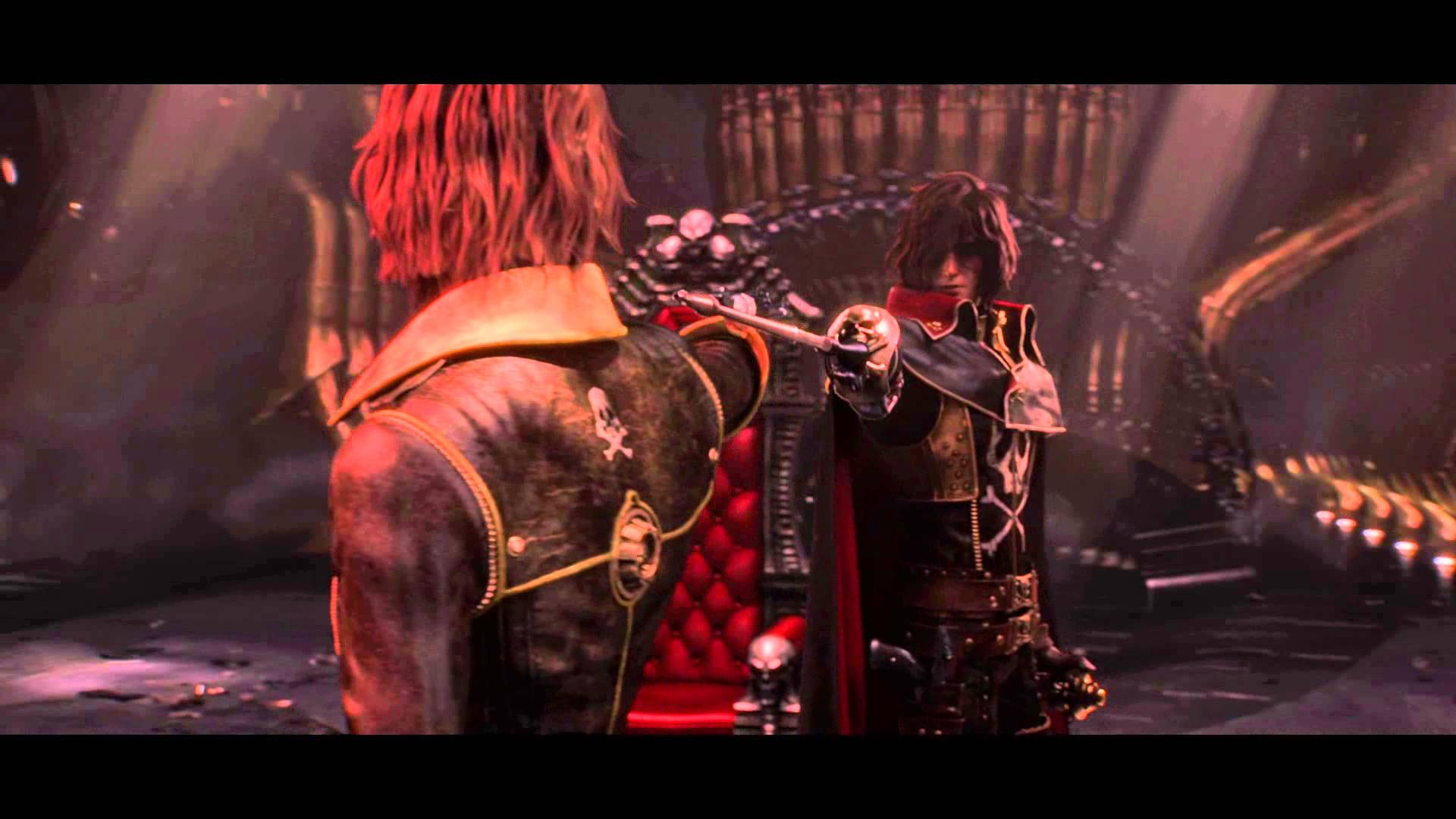 Images of Space Pirate Captain Harlock | 1920x1080