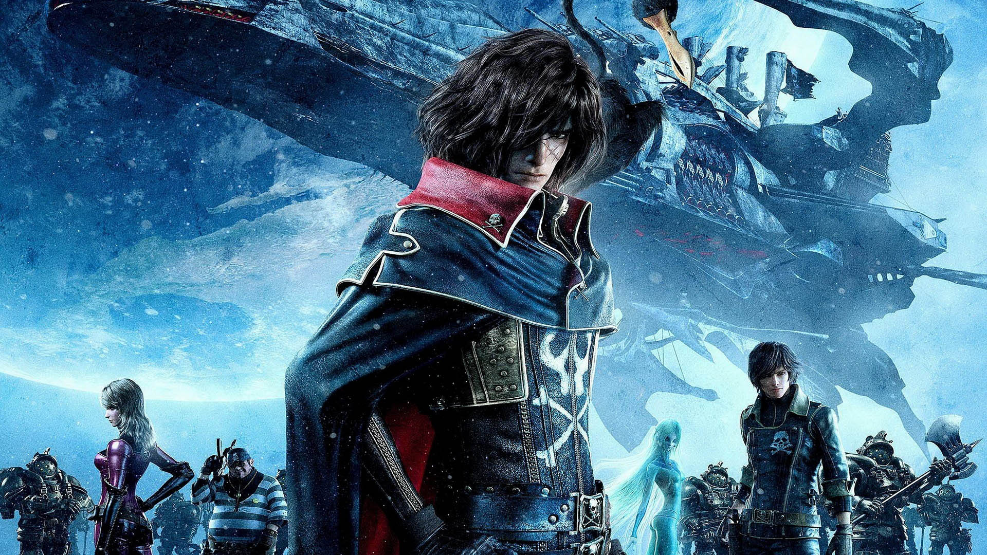 Amazing Space Pirate Captain Harlock Pictures & Backgrounds