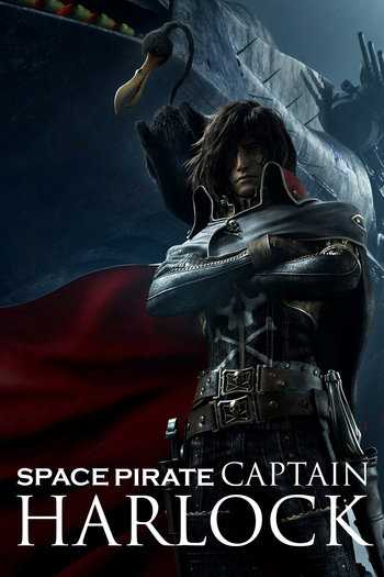 Images of Space Pirate Captain Harlock | 350x525