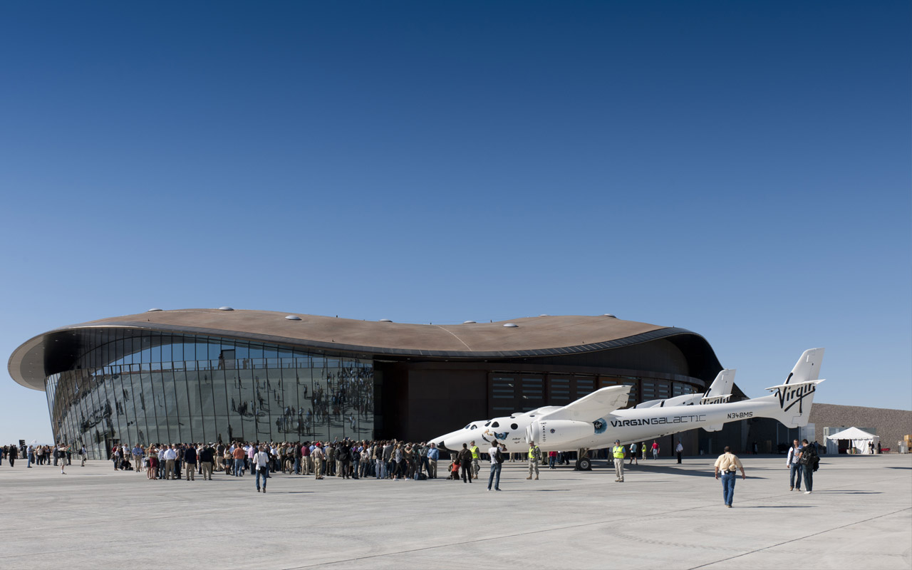 Images of Spaceport   1280x800