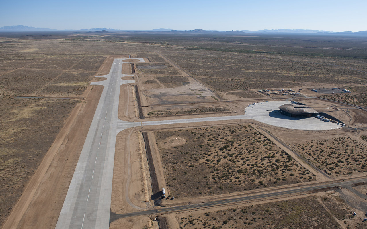 Nice wallpapers Spaceport 1280x800px