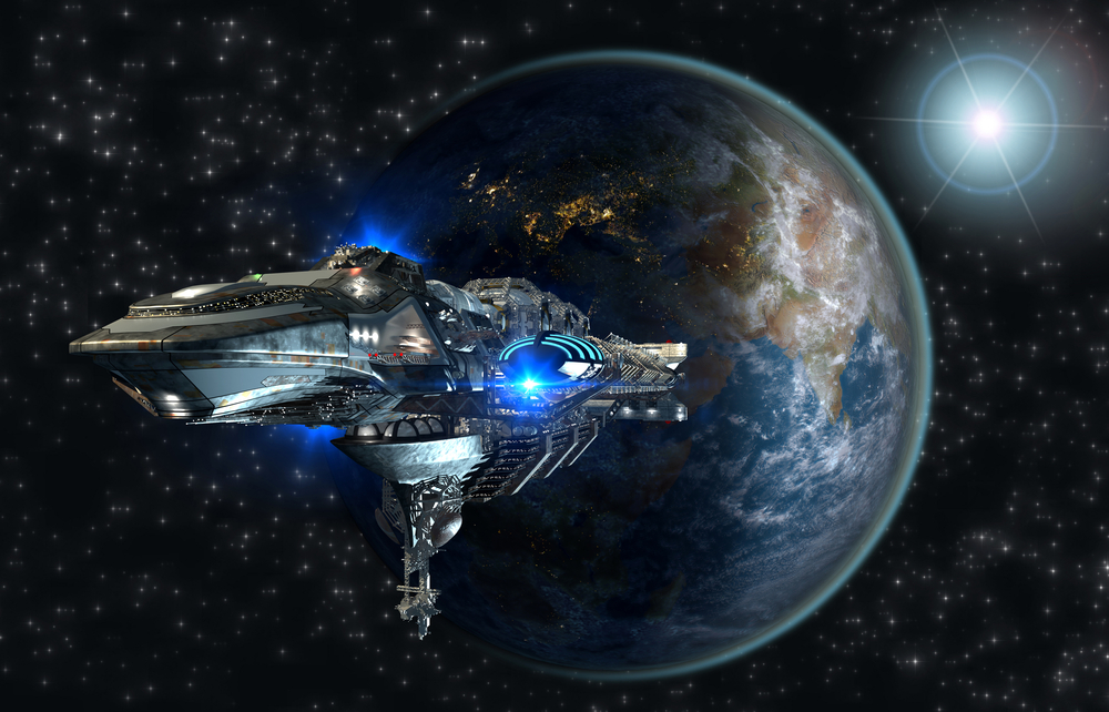 Amazing Spaceship Pictures & Backgrounds