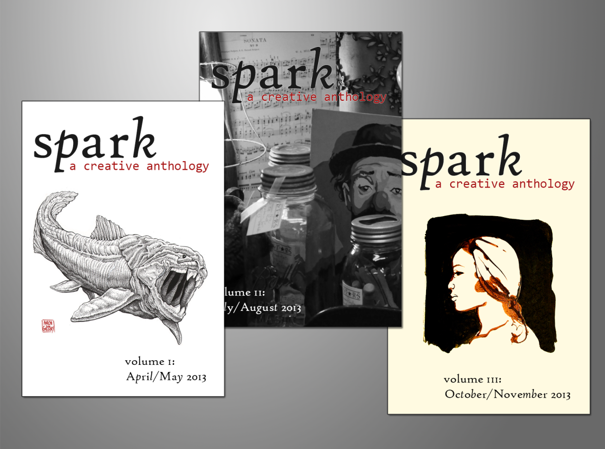 Nice Images Collection: Spark: A Creative Anthology Desktop Wallpapers