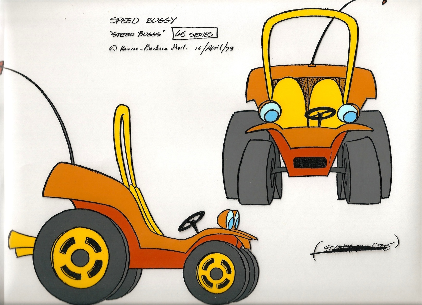 Speed Buggy #6