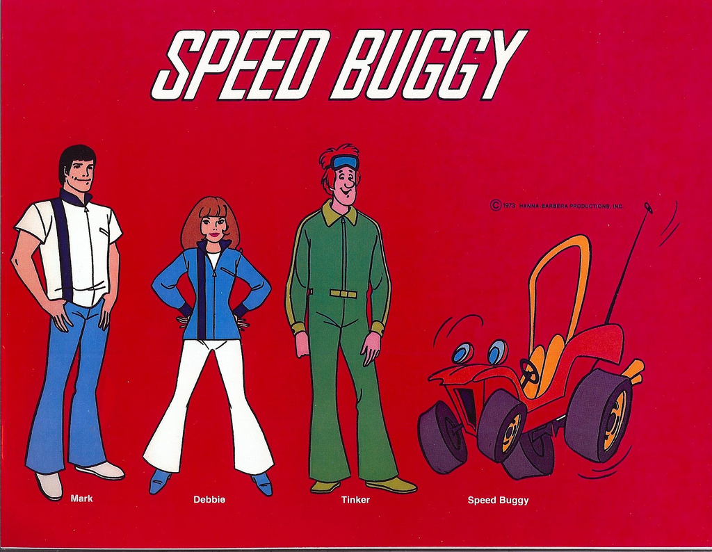 Speed Buggy High Quality Background on Wallpapers Vista