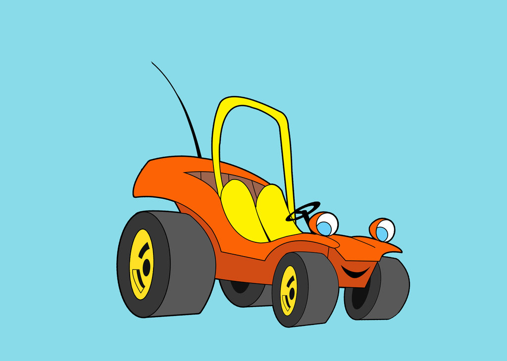 HQ Speed Buggy Wallpapers | File 72.58Kb