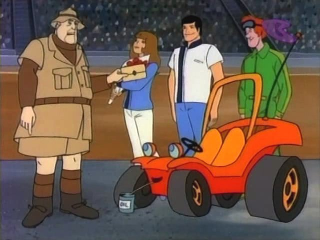 Speed Buggy Pics, Cartoon Collection