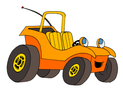 Speed Buggy #11