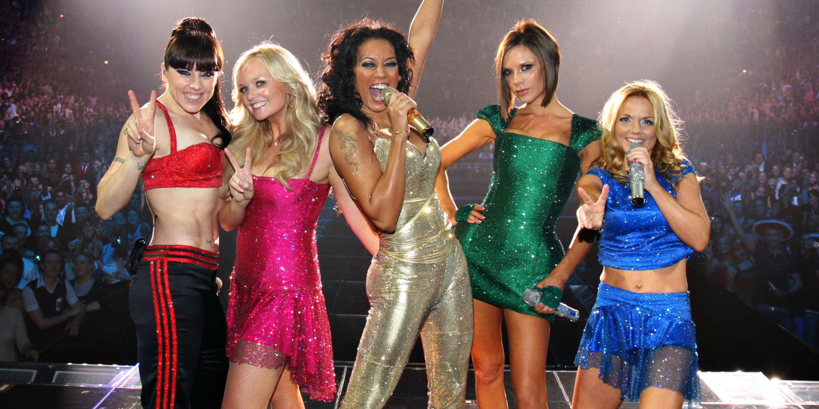Nice wallpapers Spice Girls 1600x800px