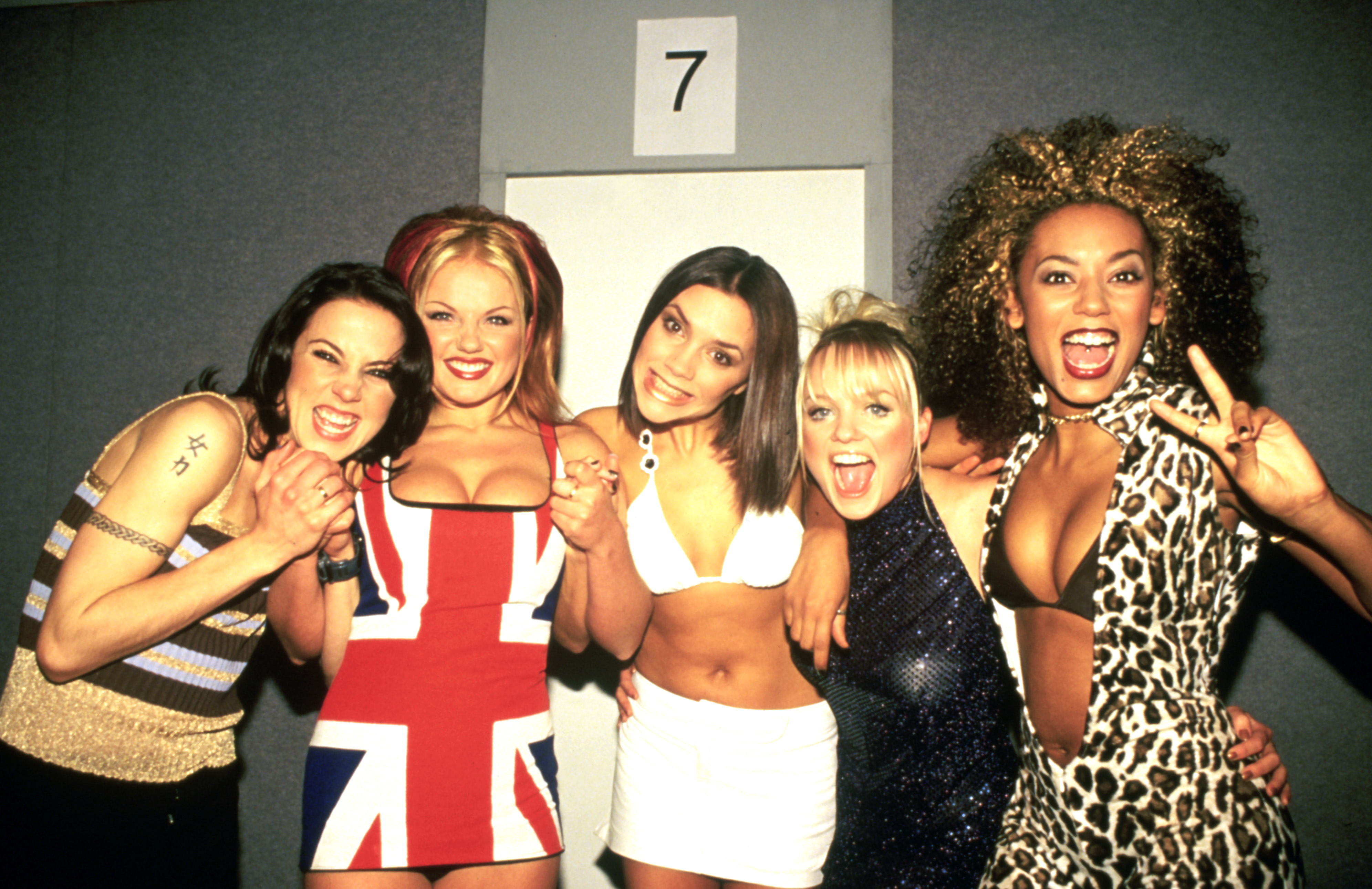 Spice Girls Backgrounds on Wallpapers Vista