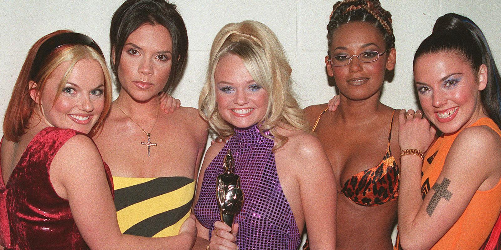 High Resolution Wallpaper   Spice Girls 1600x800 px