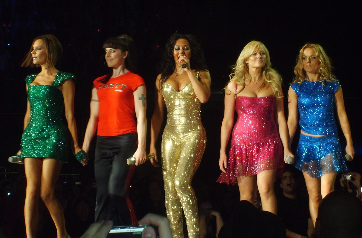 HQ Spice Girls Wallpapers   File 140.63Kb