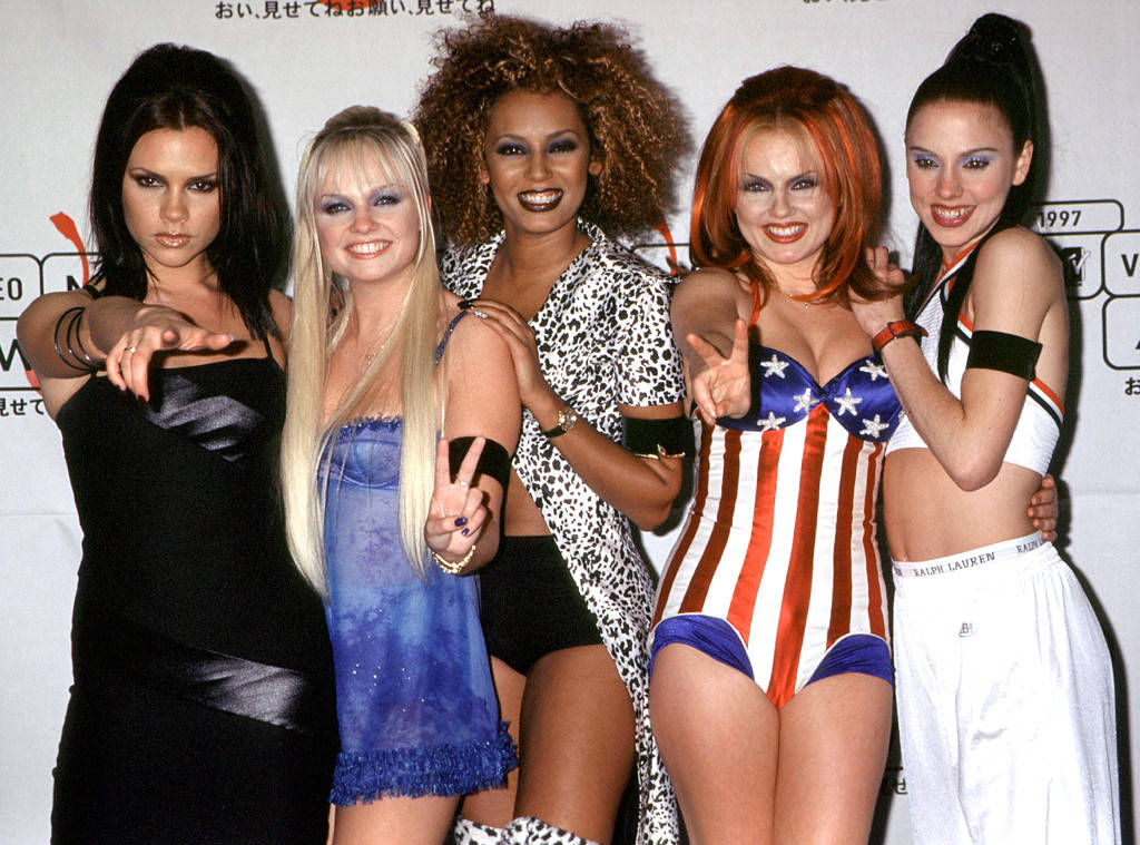1024x759 > Spice Girls Wallpapers