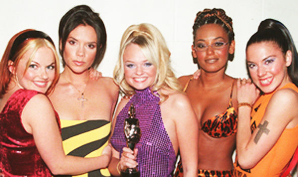 590x350 > Spice Girls Wallpapers