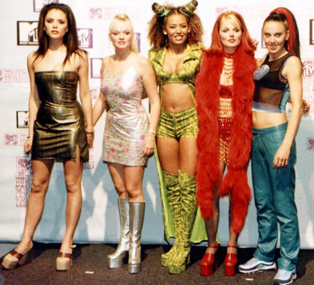 HD Quality Wallpaper   Collection: Music, 634x575 Spice Girls
