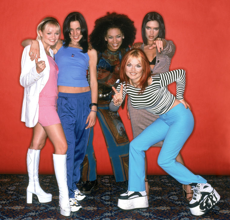 Spice Girls Backgrounds, Compatible - PC, Mobile, Gadgets  768x736 px