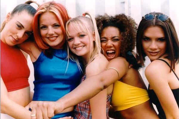 Nice wallpapers Spice Girls 600x400px