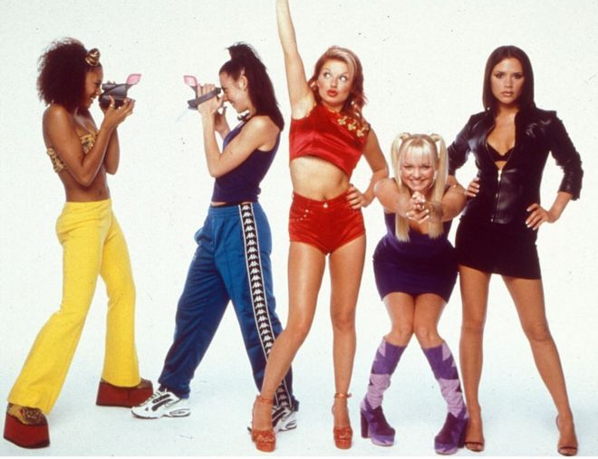 HQ Spice Girls Wallpapers   File 50.38Kb